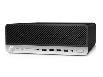HP 600G5SF i3-9100/4/500m/P/VGA 8FK44PA#ABJ