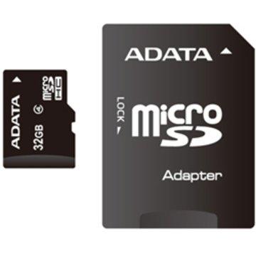 ADATA microSDHCカード 32GB AUSDH32GCL4-RA1