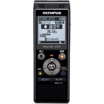 OLYMPUS ICレコーダー Voice-Trek V-873 ピアノブラック V-873BLK