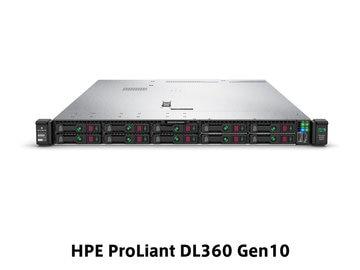 HP DL360G10 S4208 1P8C 16G 8SFF P408a NC GS P19774-291