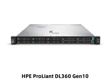 HP DL360G10 S4208 1P8C 16G 4LFF S100i NC GS P19776-291