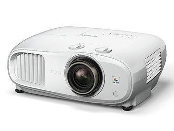 EPSON ホームプロジェクター/3000lm/4K/3D/スピーカー内蔵モデル EH-TW7100
