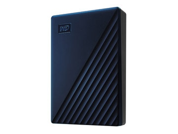 My Passport for Mac 4TB ブルー