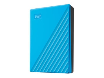 My Passport 4TB ブルー