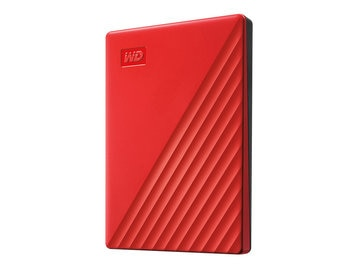 My Passport 2TB レッド