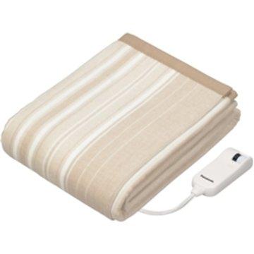 Panasonic 電気かけしき毛布 シングルMサイズ (ベージュ) DB-R31M-C