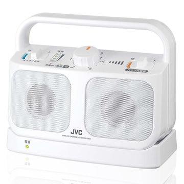 JVCケンウッド ポータブルスピーカー(ホワイト) SP-A850-W