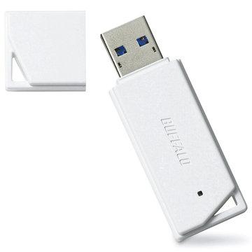 BUFFALO USB3.1(Gen1)メモリー バリューモデル 16GB ホワイト RUF3-K16GB-WH