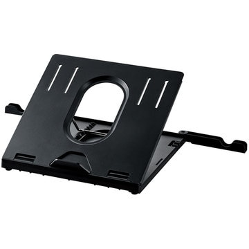 ELECOM ノートPCスタンド/折りたたみ8段階/ブラック PCA-LTS8BK