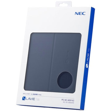 NEC PC-TE710KAW用カバー&保護フィルム PC-AC-AD015C