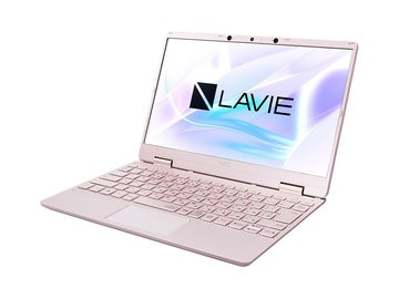 LAVIE Note Mobile - NM550/RAG メタリックピンク