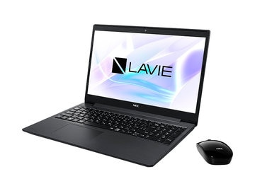 NECパーソナル LAVIE Note Standard - NS600/RAB カームブラック PC-NS600RAB