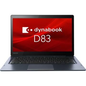 Dynabook dynabook D83/DN PD8DNTQ44QBFN1