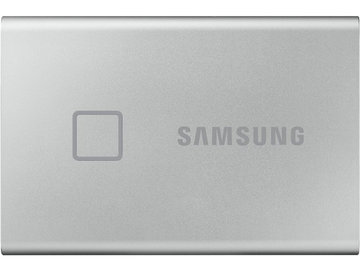 Portable SSD T7 Touch [シルバー] 1TB