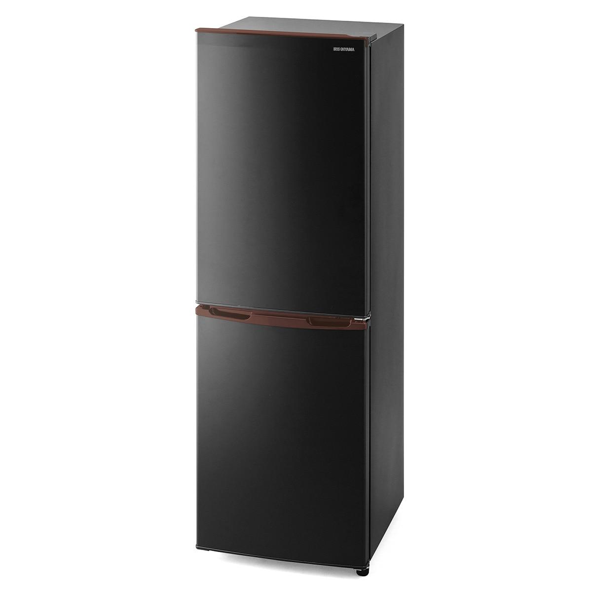 アイリスオーヤマ IRSE-H16A-B 162L 冷蔵庫