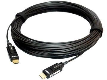ATEN 4K HDMI アクティブ光ケーブル 20m 2L-8P020