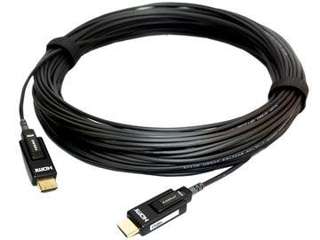 ATEN 4K HDMI アクティブ光ケーブル 40m 2L-8P040