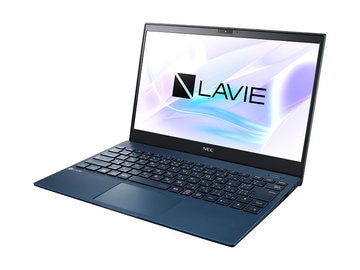 LAVIE Pro Mobile - PM750/SAL ネイビーブルー