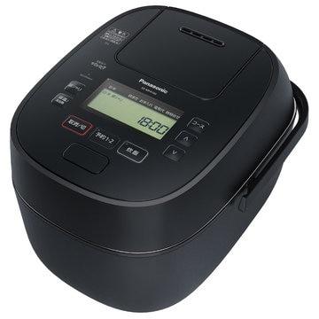 Panasonic 可変圧力IHジャー炊飯器 1.0L (ブラック) SR-MPA100-K