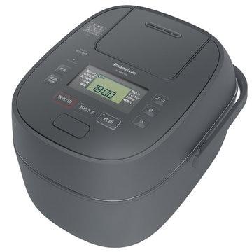 Panasonic 可変圧力IHジャー炊飯器 1.0L (グレー) SR-MPB100-H