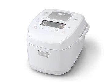 アイリスオーヤマ 圧力IHジャー炊飯器 5.5合 ホワイト RC-PD50-W