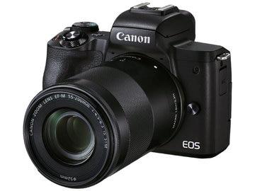 CANON EOS Kiss M2・ダブルズームキット (ブラック) 4725C003