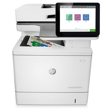 HP LaserJet Enterprise Color MFP M578dn
