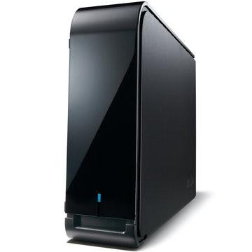 バッファロー HW暗号機能 USB3.0用外付HDD 1TB HD-LX1.0U3D