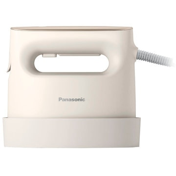 Panasonic 衣類スチーマー (ベージュ) NI-FS770-C