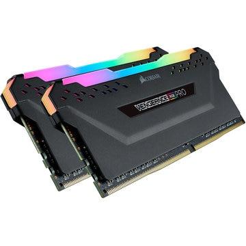 【送料無料】コルセア(メモリ) DDR4-3600MHz VENGEANCE RGB PRO 16GBx2 CMW32GX4M2D3600C18