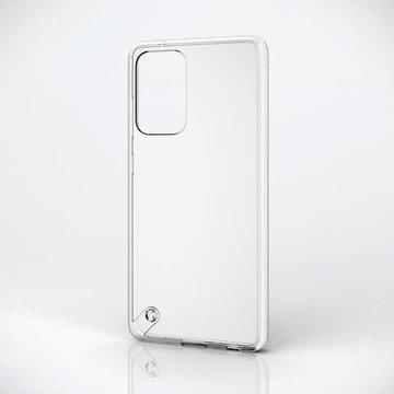 【送料無料】ELECOM Galaxy A52 5G/ハイブリッドケース/極み/クリア PM-G214HVCKCR