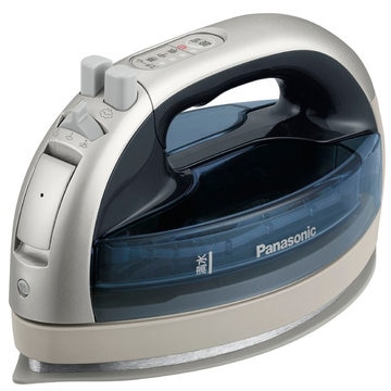 Panasonic コードレススチームアイロン (シルバー) NI-WL606-S