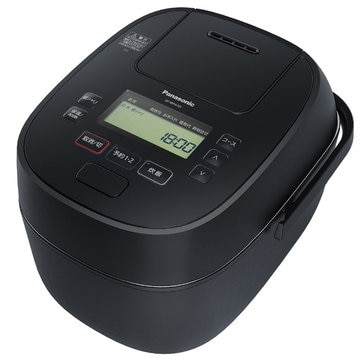 Panasonic 可変圧力IHジャー炊飯器 1.0L (ブラック) SR-MPA101-K
