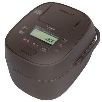 Panasonic 可変圧力IHジャー炊飯器 1.0L (ブラウン) SR-MPA101-T