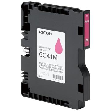 リコー SGカートリッジ マゼンタ GC41M 515809