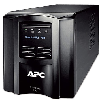 SchneiderElectricJapan Smart-UPS 750 LCD 100V SMT750J