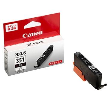 CANON インクタンク BCI-351XLBK(大容量) 6438B001