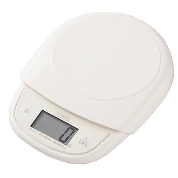 タニタ デジタルクッキングスケール<最大計量3キロ> アイボリー KD313IV