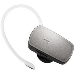 Logitec Bluetooth3.0準拠音楽対応ミニヘッドセット/シルバー LBT-MPHS400MSV