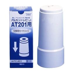 <ひかりTV>【送料無料】アルカリトレビーノ 塩素・濁り除去カートリッジ 1個 ATC.201画像