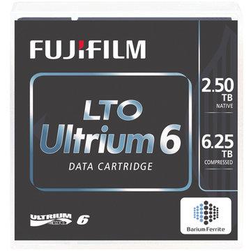 FUJIFILM LTO6カートリッジ 2.5/6.25TB 5巻パック LTOFBUL-62.5TJX5