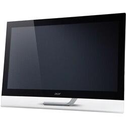 Acer 23型ワイドタッチモニター (IPS/光沢/ブラック) T232HLAbmjjz