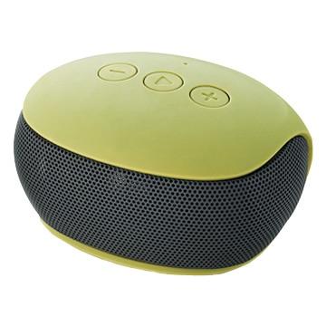 エレコム Bluetoothモノラルスピーカー/スマホ用/コンパクト/グリーン LBT-SPP20GN
