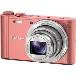 SONY デジタルカメラ Cyber-shot WX350 ピンク DSC-WX350/P
