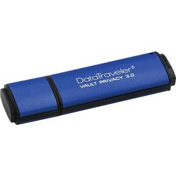 【送料無料】Kingston DataTraveler Vault Privacy 3.0 16GB DTVP30/16GB