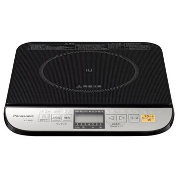 Panasonic IH調理器 (ブラック) KZ-PH33-K