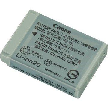 CANON バッテリーパック NB-13L 9839B002