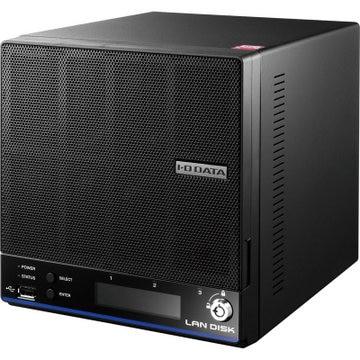 I-ODATA 「拡張ボリューム」採用 2ドライブビジネスNAS 2TB HDL2-H2