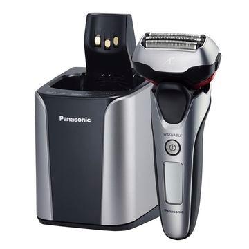 Panasonic メンズシェーバー ラムダッシュ (シルバー調) 3枚刃 ES-LT7A-S