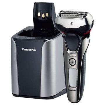 Panasonic メンズシェーバー ラムダッシュ (シルバー調) 3枚刃 ES-LT8A-S